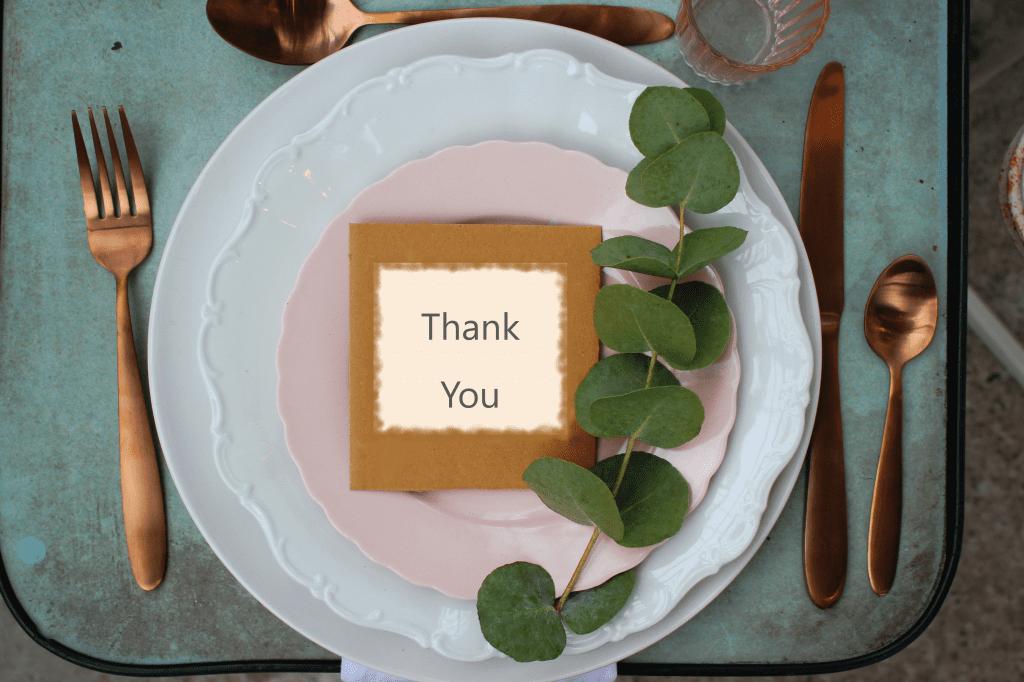Parishioner Appreciation Dinner